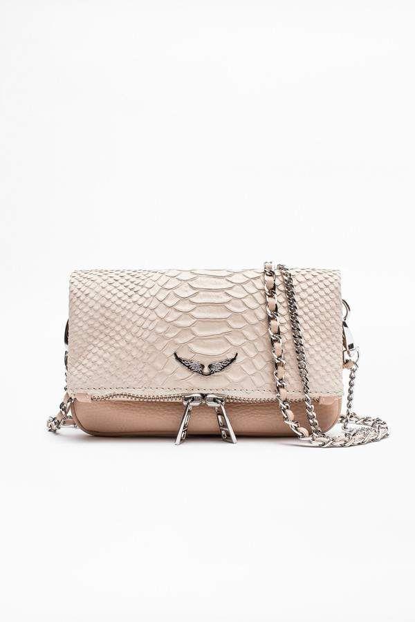 2dac4e358 Zadig & Voltaire Zadig Voltaire Rock Nano Savage Bag | Products ...