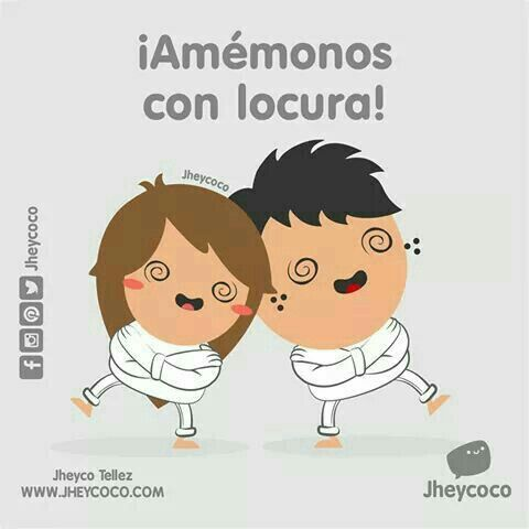 Pin By Mary Lopez On Amor Humor De Jheycoco Cute Quotes Love Is Comic Love Phrases