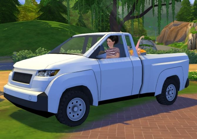 s3 to s4 truck vorn p328 at enure sims sims 4 updates objects sims 4 pinterest sims 4. Black Bedroom Furniture Sets. Home Design Ideas