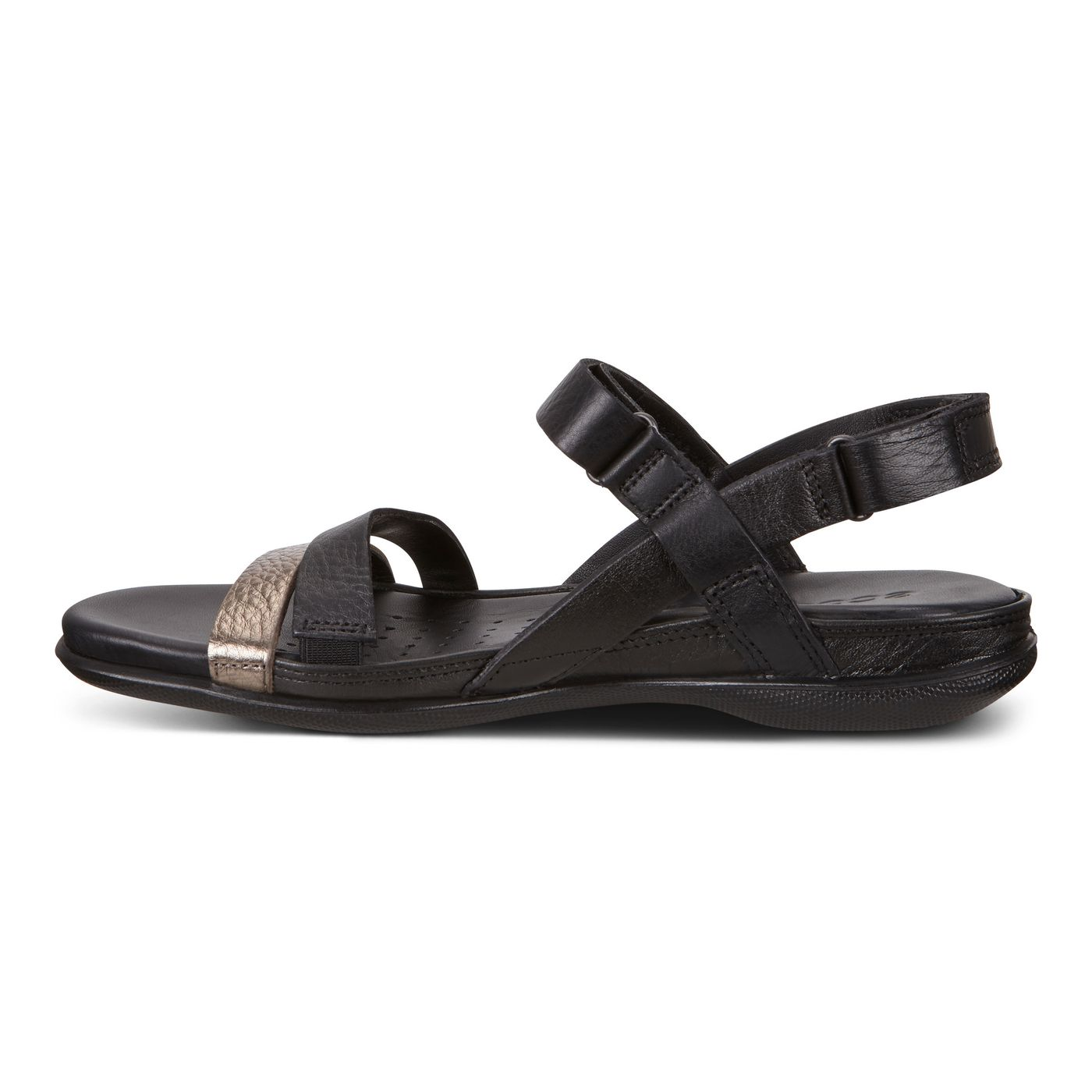 Womens strappy sandals, Ecco shoes