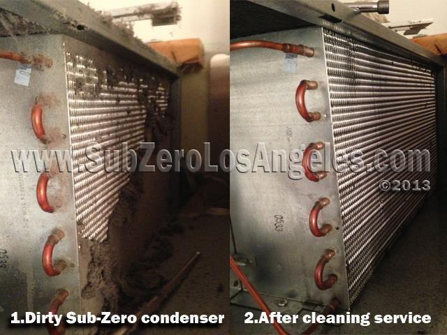 How To Clean A Condenser On A Sub Zero Refrigerator Sub Zero