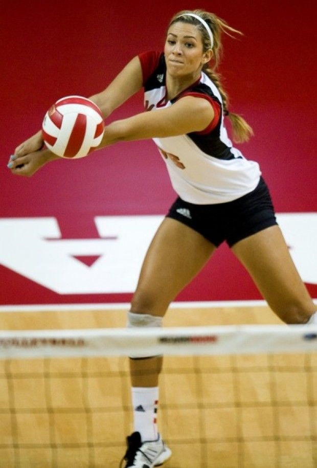 Pin On Huskers Volleyball