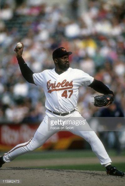 Lee Smith Baltimore Orioles