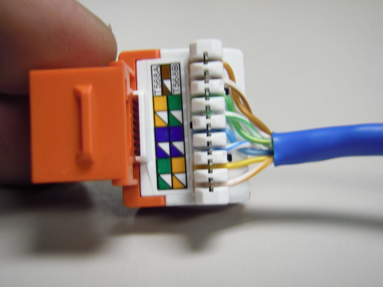 Cat 5 Cable Color Code Google Search Wire N Cable Guide In 2019