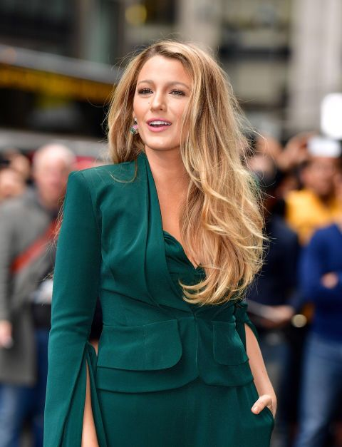 Blake Lively Is Going to Be an MMA Fighter #blakelively