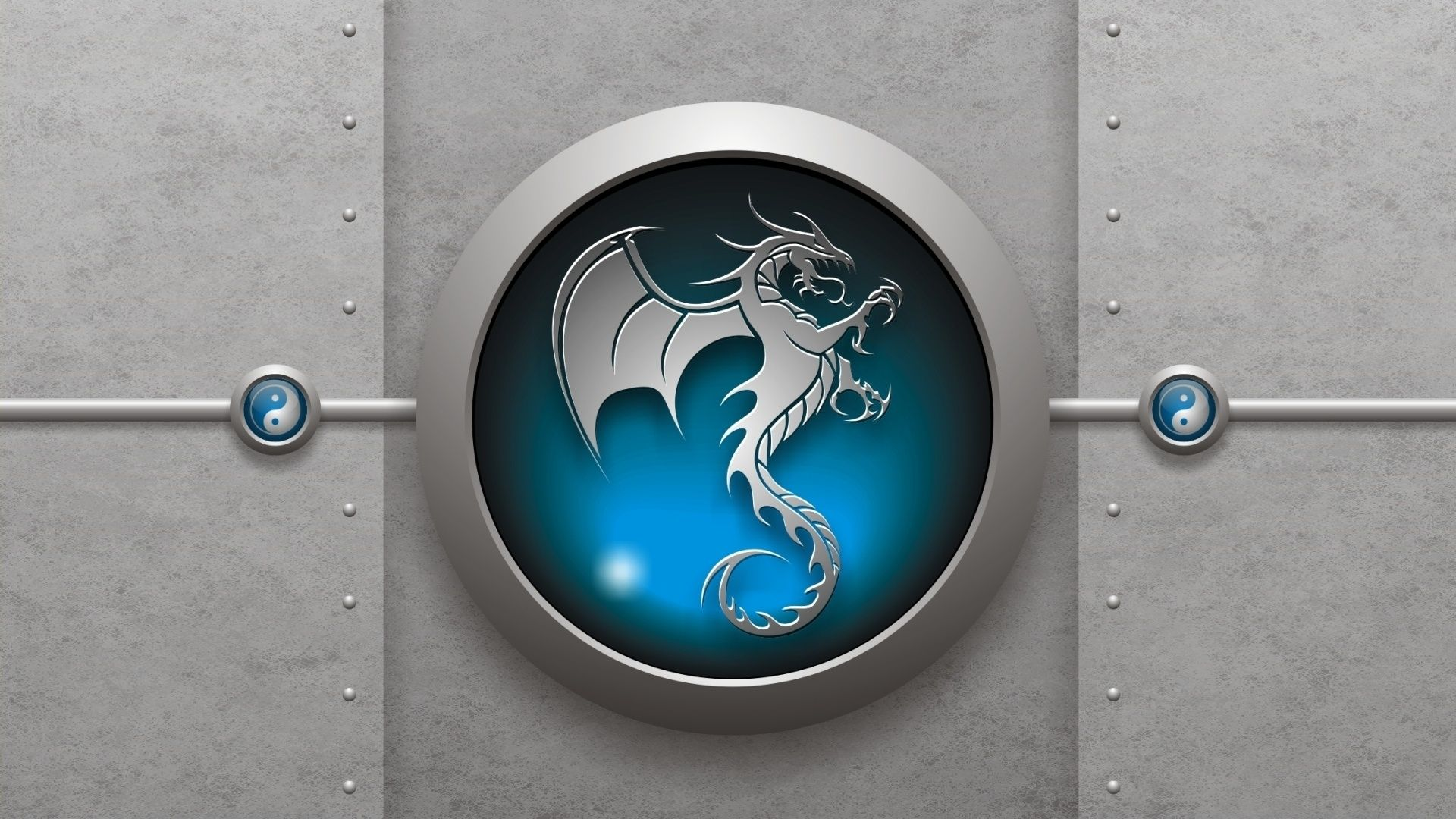 3d wallpaper free dragon logo 3d hd wallpaper