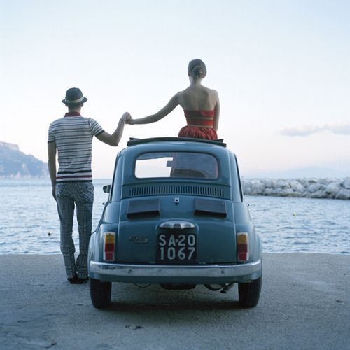 car / by Rodney Smith