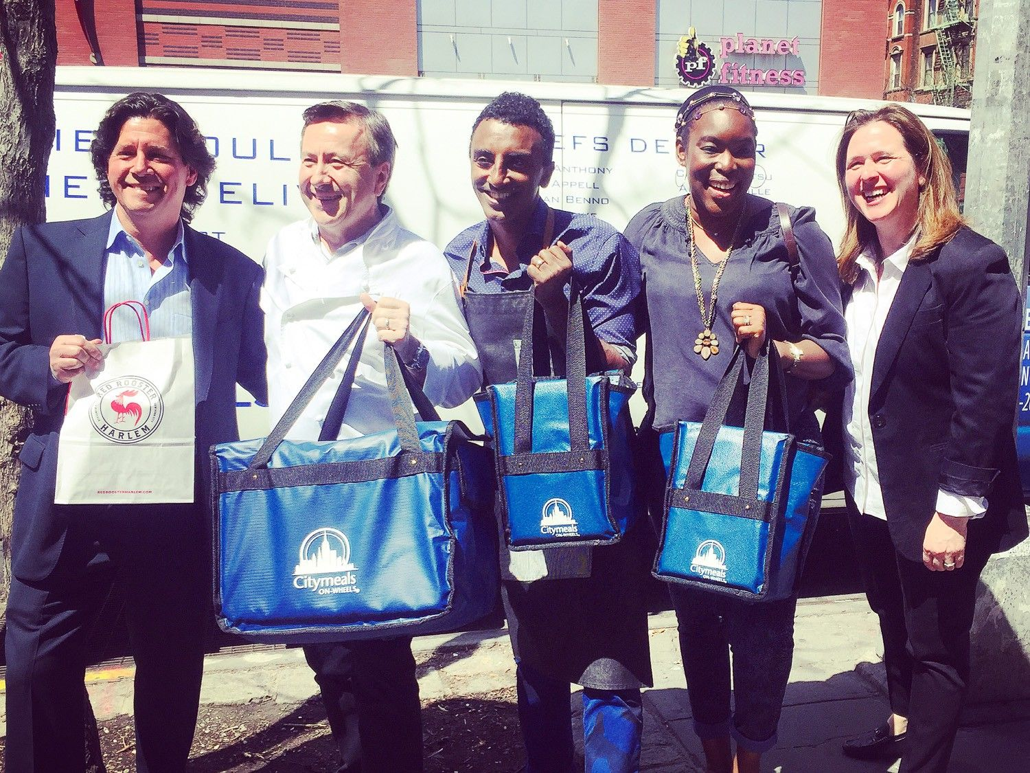 Famed Chefs Deliver Meals to 18,000 Homebound Elderly. You Can, Too.