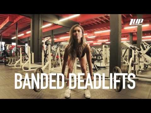 Total Booty Workout by Anllela Sagra powered by 1 Up Nutrition