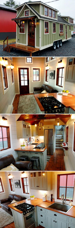 70 Marvelous Tiny Houses Design That Maximize Style And Function. Tiny  House DesignOutdoor ShowersLuxury ...