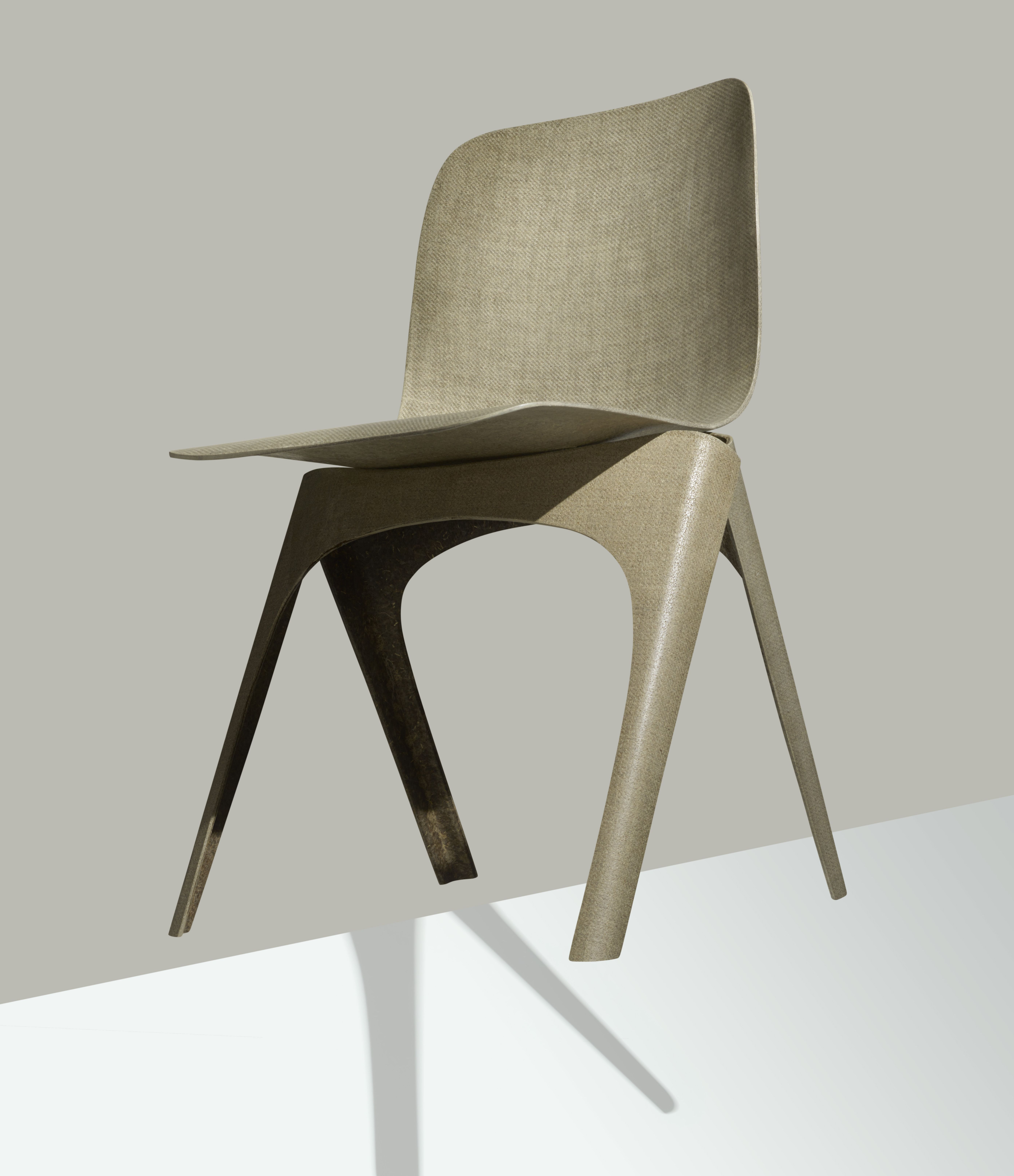 1.41 Flax chair designed by Christien Meindertsma for Label/Breed wins Dutch Design Awards 2016, most promising design for the future!   AVAILABLE FOR ORDERS NOW  For more information visit www.labelbreed.nl or please contact diederik@labelbreed.nl
