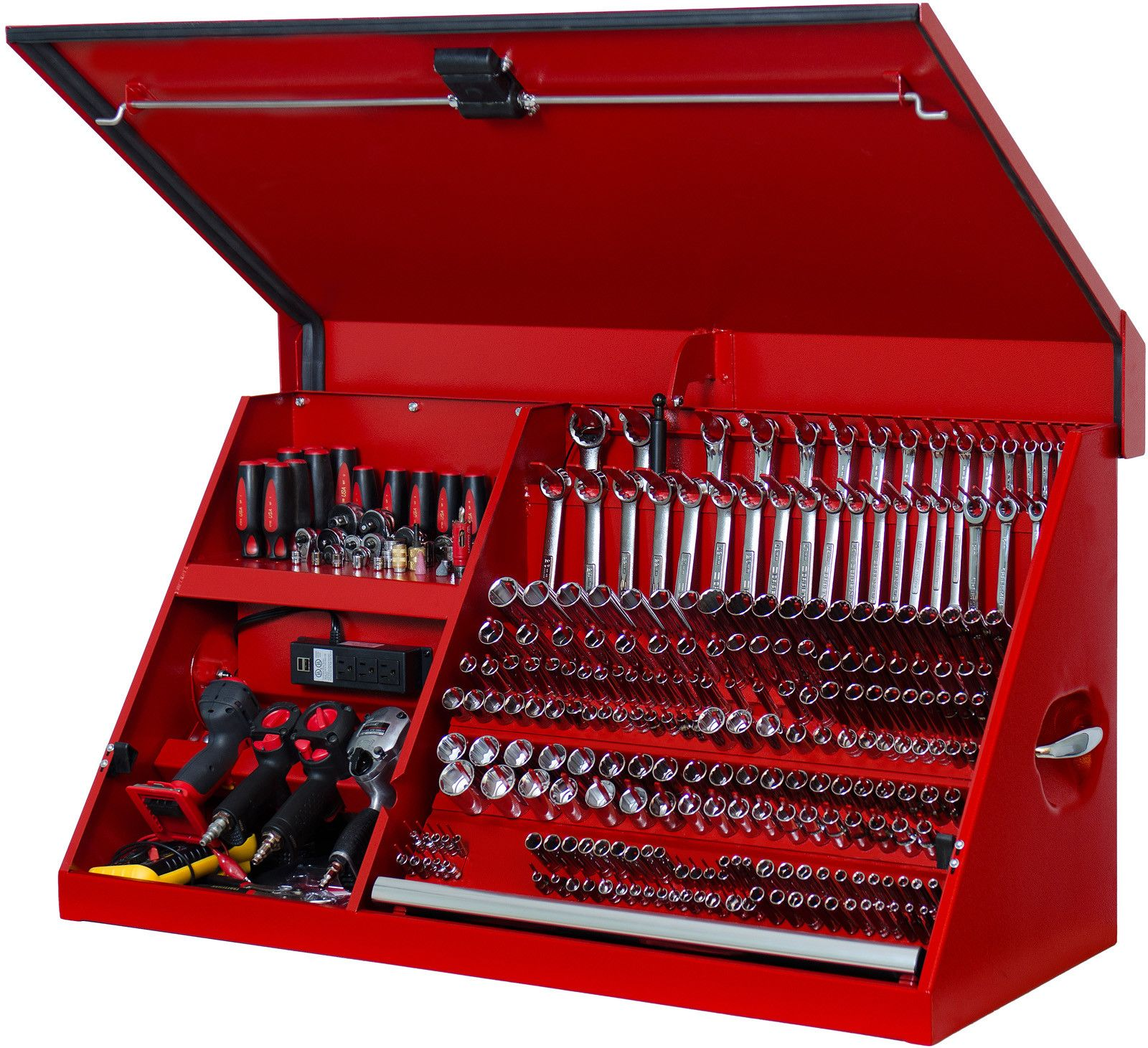 Portable Workstation, Tool Box Storage
