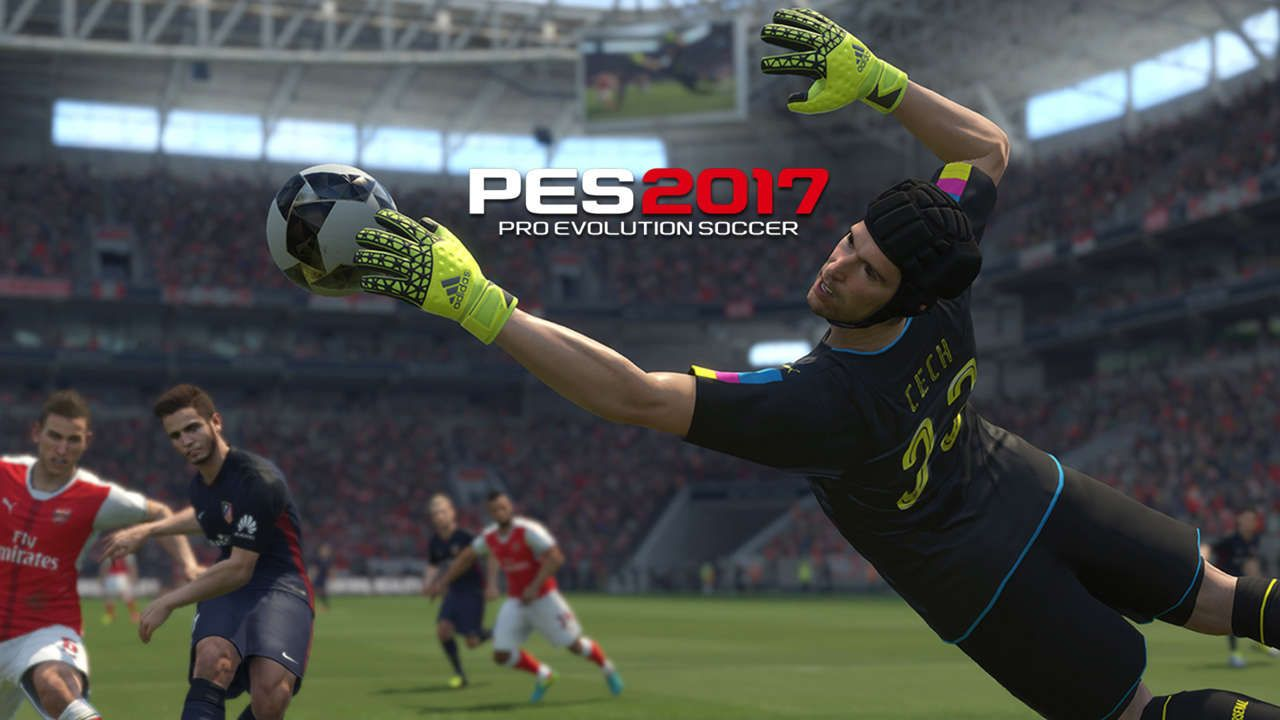 Pes 2017 Strengthens Its Core And Prepares To Steal Fifas Crown Sony Ps4 Pro Evolution Soccer Playstation4 Videogames Playstation Gamer Games Gaming