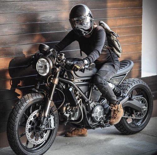 Ducati Scrambler Cafe Racer Motorcycles Caferacer Motos