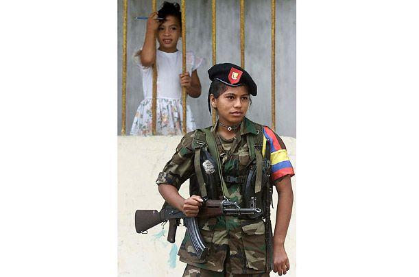 Child soldiers essay