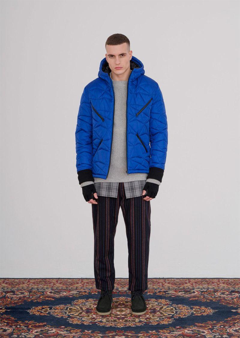 P.E. B. Fall Winter 2016 Otoño Invierno - #Menswear #Trends #Tendencias #Moda Hombre - F.Y!
