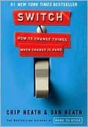 Every so often, a book comes along that somehow boils really complex topics down to such a concise form that you wonder why no-one thought in that way before. Switch: How to Change Things When Change Is Hard, by Dan and Chip Heath, is one of those books, combining theory from change management and persuasion in a clear, practical way that everyone should learn.