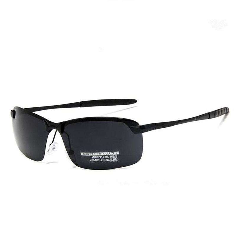 5cc6a4ff3e303 Classic Driving Photochromic Sunglasses Men Polarized Chameleon  Discoloration Sun glasses for men Anti-glare Goggles zonnebril Review