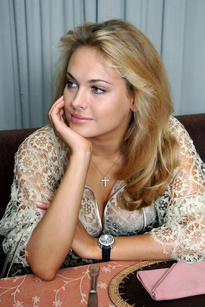 актриса анна горшкова полностью теряет
