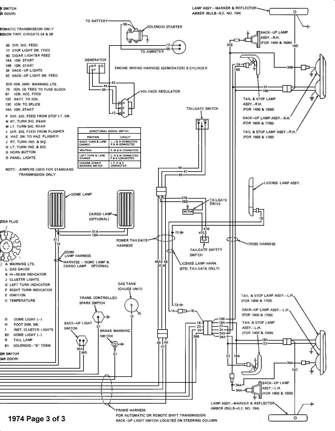 Jeep Cherokee Heater Switch Diagram