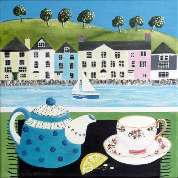 Tè al Cove di Bayard