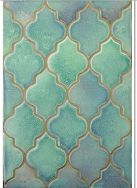 Busby Gilbert Custom Tile Co Arabesque 1 Arabesque