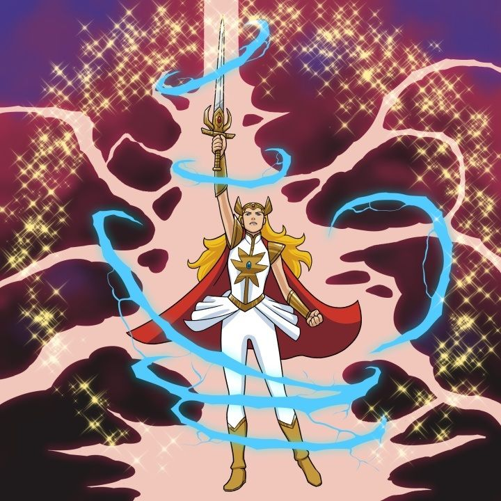 Anime On Netflix 2018: Netflix She-Ra Coming In 2018