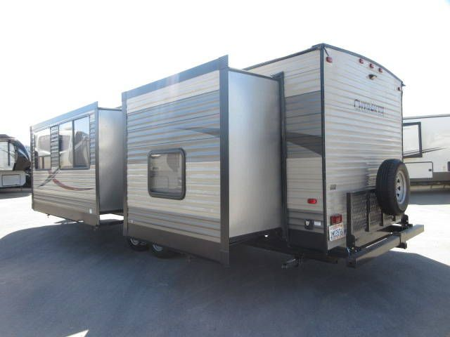 2017 forest river cherokee 304bs two bedrooms 3 slideouts