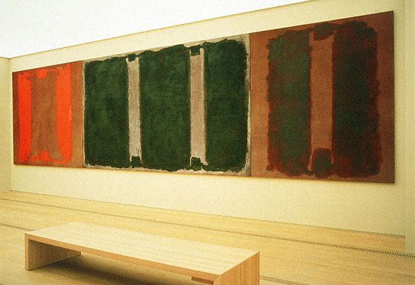 mark rothko murals - Google Search