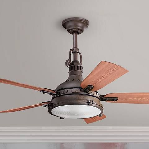44 kichler hatteras bay tannery bronze finish ceiling fan n0851 44 kichler hatteras bay tannery bronze finish ceiling fan n0851 lamps plus craigs craftsman pinterest bronze finish ceiling fans and ceiling aloadofball Image collections