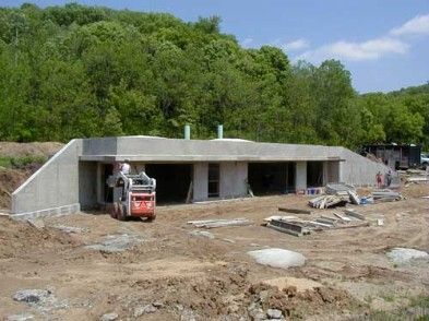 Earth Sheltered Homes Sales Financing Construction Earth Sheltered Homes Underground Homes Earth Homes