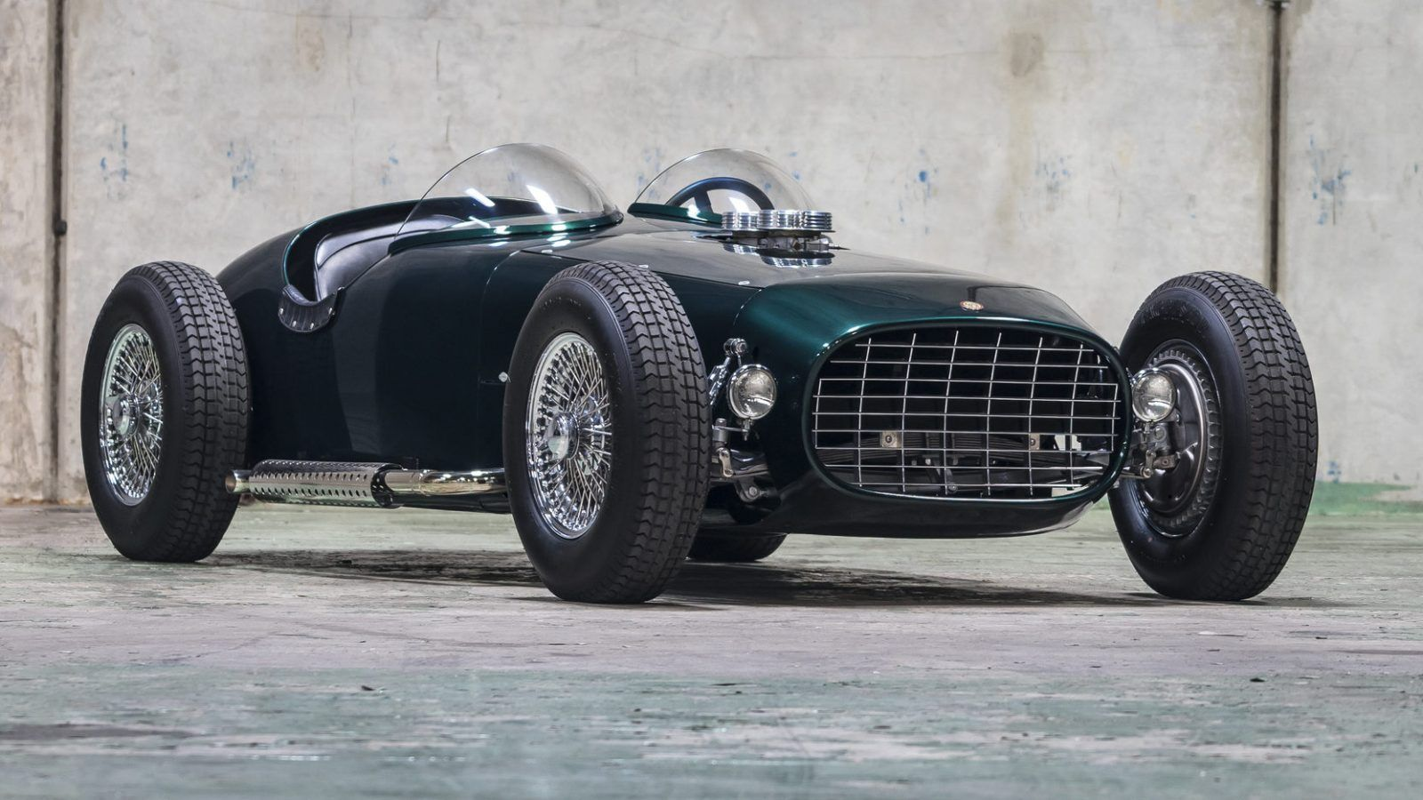1959 Troy Custom Roadster | Troy, Cars and Maserati