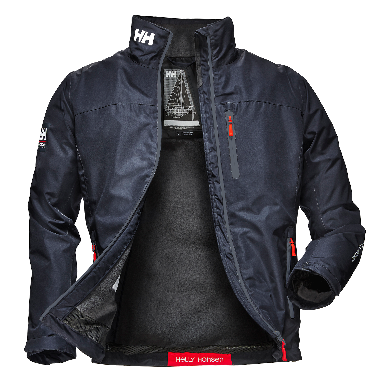 11e0ed9d78f4 Helly Hansen Men s Crew Midlayer Jacket   BUY ASAP MUST MUST ...