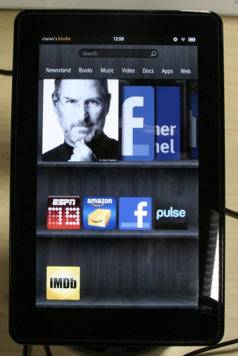 Kindle Fire User's Guide 15 Essential Features and Tips