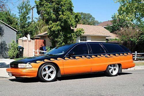 1995 Chevrolet Caprice -  Lake Balboa, CA #813717383 Oncedriven