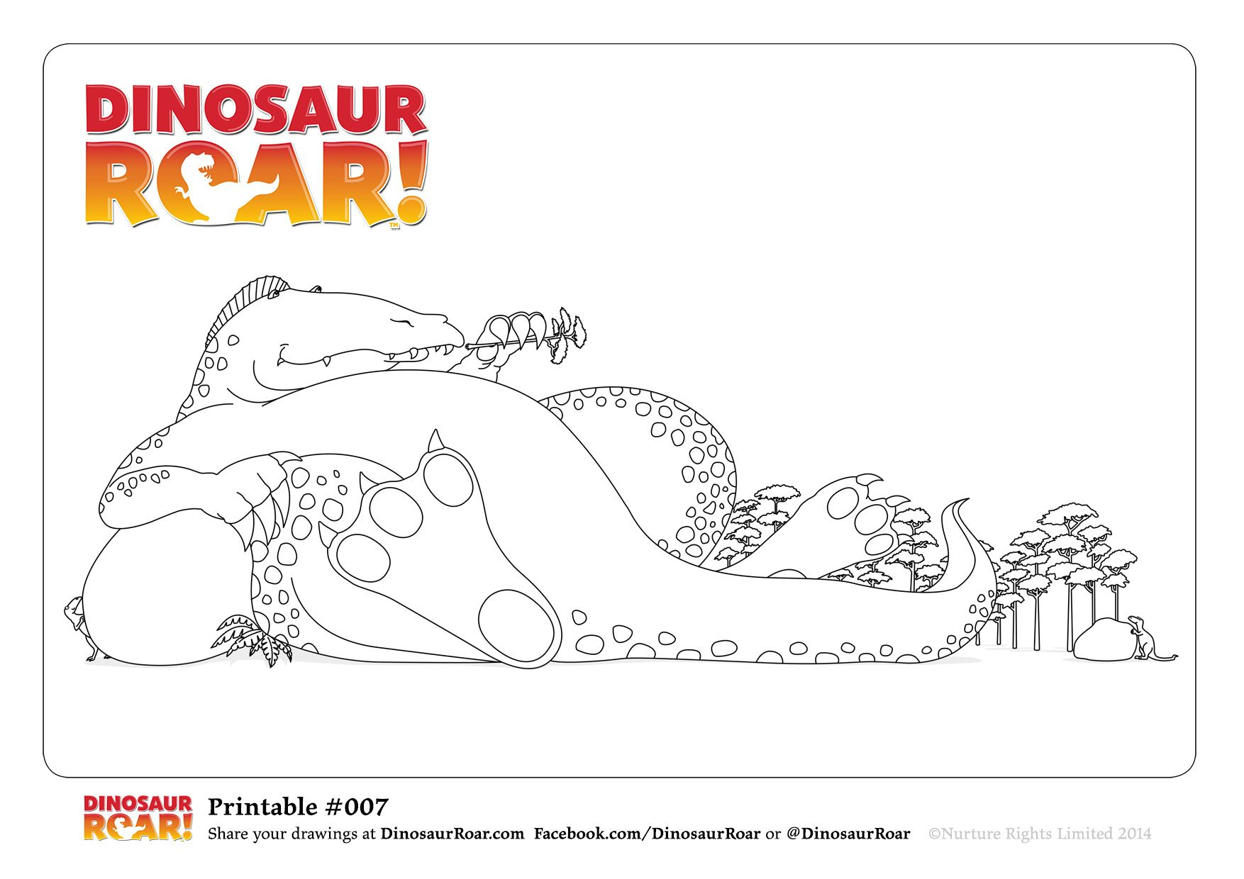 47++ Dinosaur christmas coloring pictures information