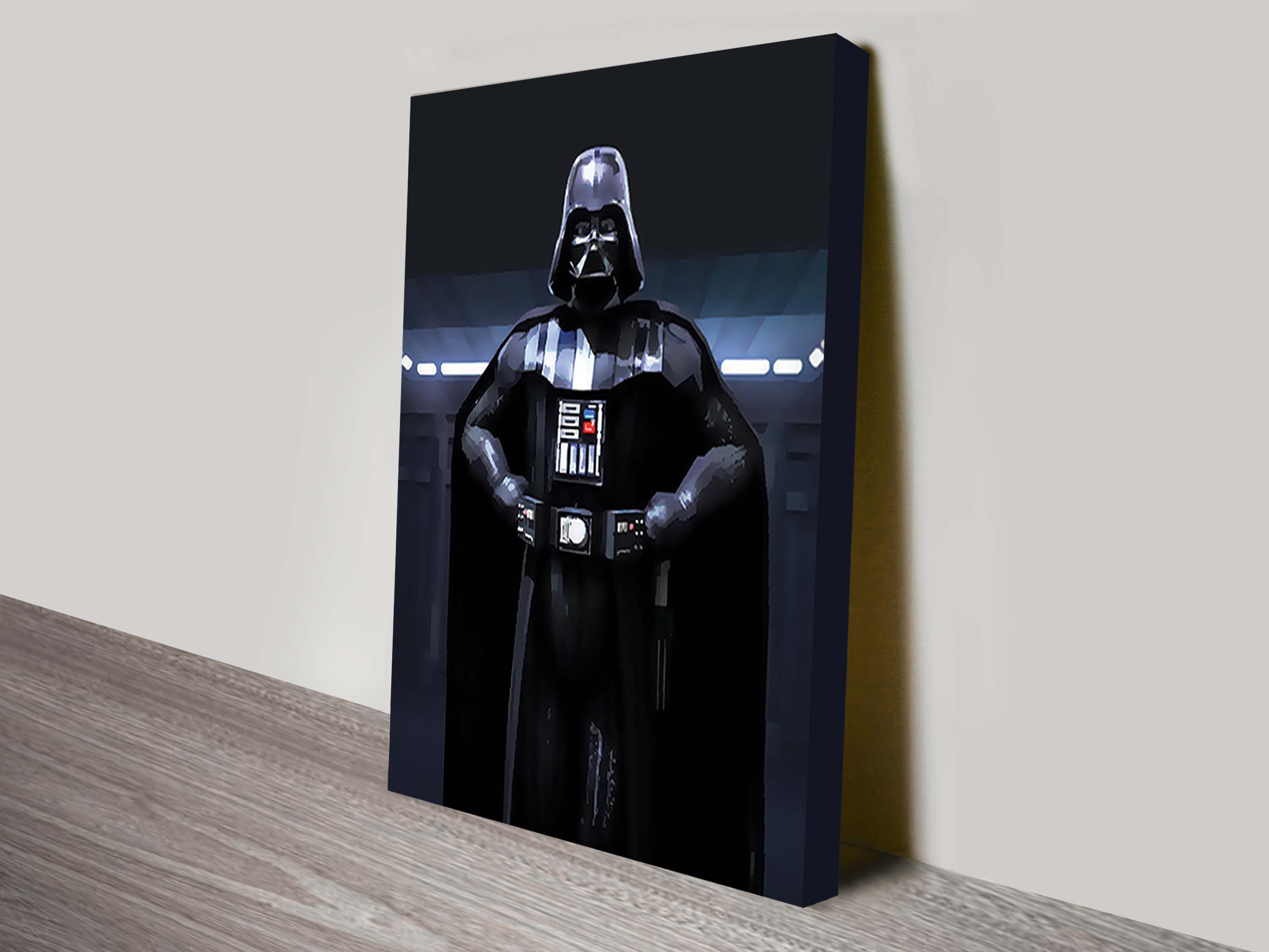 One of our collection of darth vader pop art star wars canvas print all australia