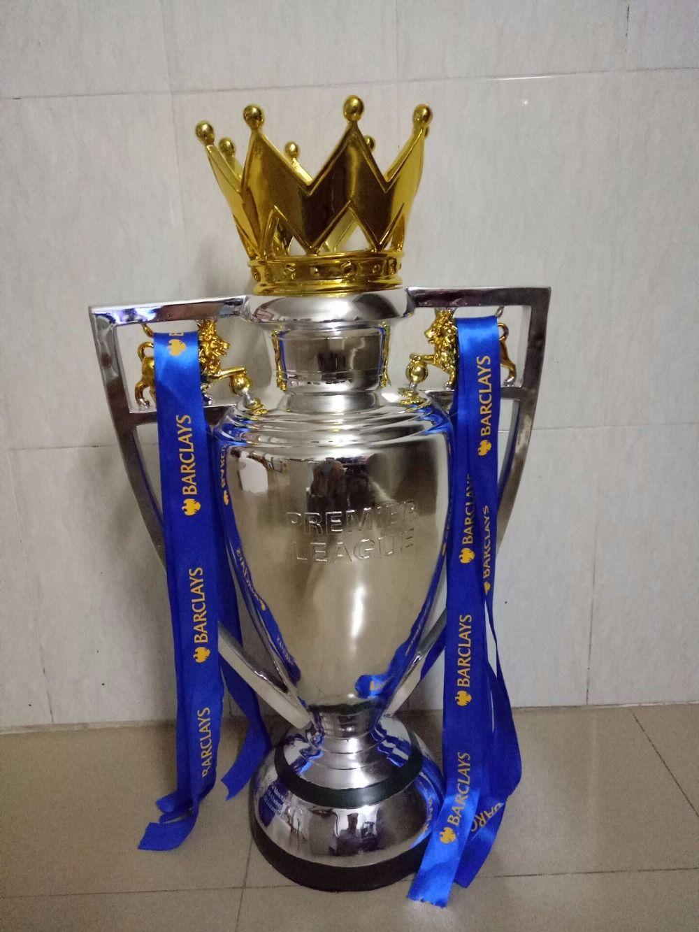Leicester 1:1 real levensgrote 77 cm engels fa Premiership trofee eredivisie trofee replica Cup Barclay trofeeën en awards