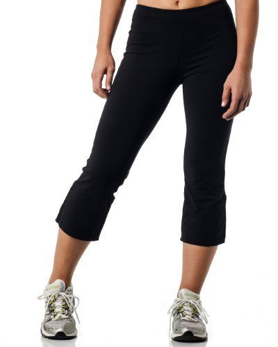 65712a5cac9796 Aspire By New Balance Active Tulip Capri by New Balance. $14.99. Great for  working out, yoga, pilates, aerobics or daily wear. 55% cotton, 37%  polyester, ...