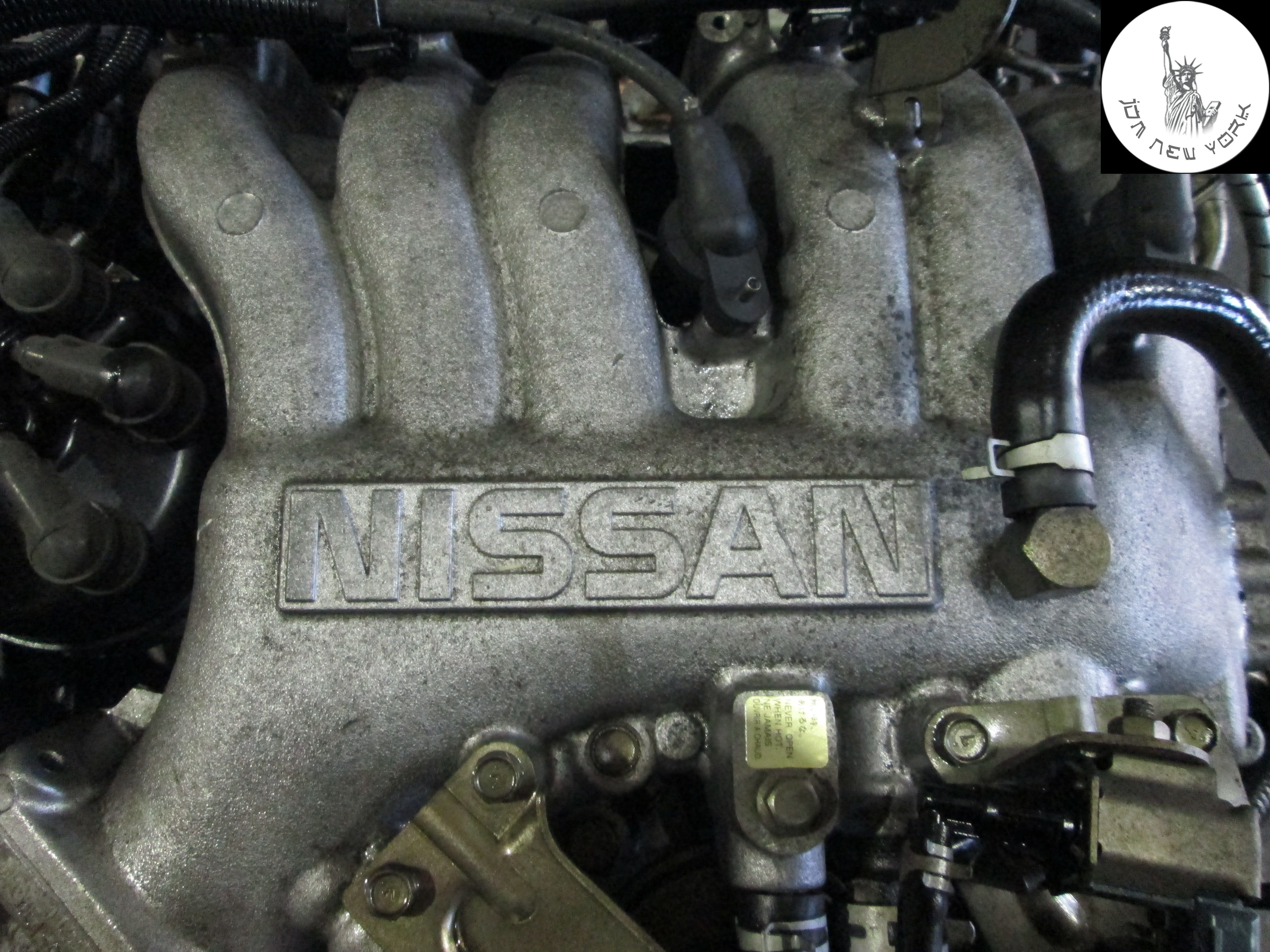 0bf90ad65c7533e30268d938daa224a1 96 04 nissan pathfinder xterra frontier 3 3l v6 engine jdm vg33  at soozxer.org