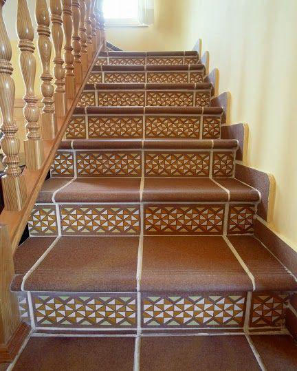 Gres porcel nico klinker greco gres r stico - Gres para escaleras ...