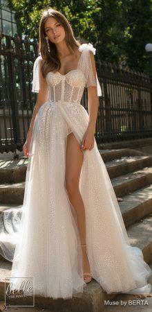 museberta wedding dresses 2019  barcelona bridal