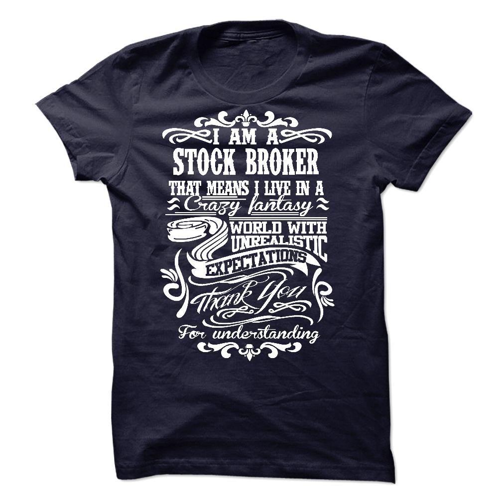 (Top Tshirt Popular) STOCK BROKER [Tshirt Facebook] Hoodies