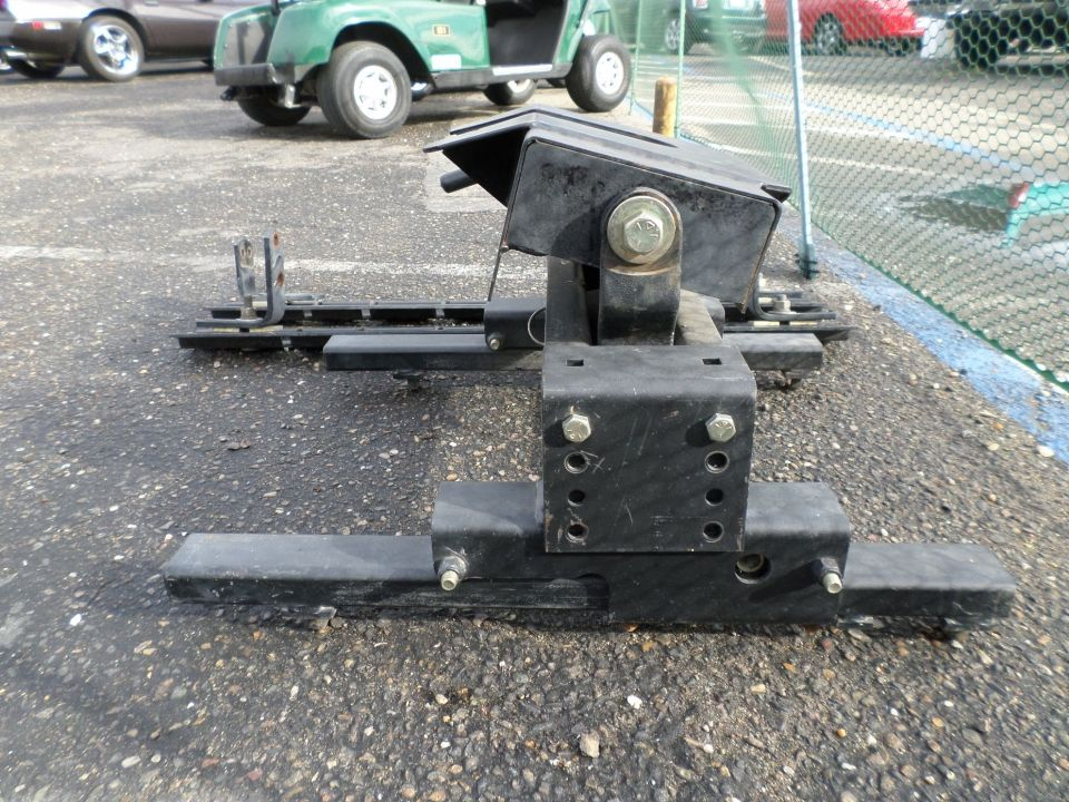 5Th Wheel Hitch For Sale >> 2007 Husky 16k Ez Roller 5th Wheel Hitch With Rails And