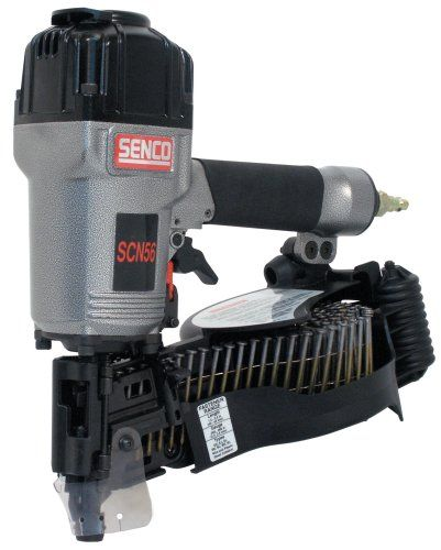 Senco Scn56 Coil Nailer Switchable Trigger Read More Reviews Of The Product By Visiting The Link On The Image Coil Nailer Nailer Coil