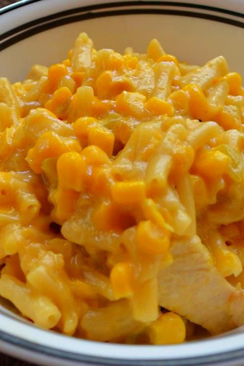 Corn Casserole Dinner Ideas Macaroni Corn Casserole  I made this casserole for a potluck It went over extremely well