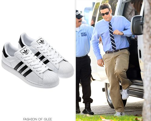 Adidas Superstar Ii Lace Up Casual Sneakers - $70.00 Worn with: J. Crew tie