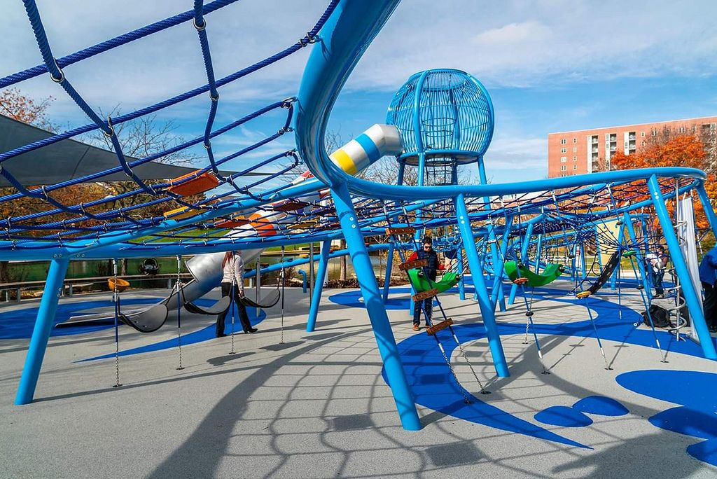 Commercial Indoor Playground Equipment Manufacturer