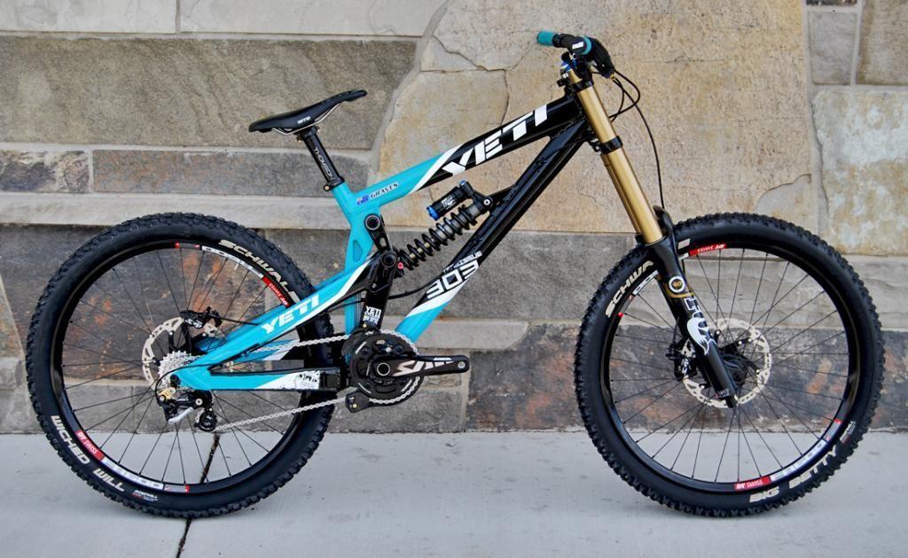 2dd69f018 Yeti s 303 World Cup Downhill Mountain Bike  5