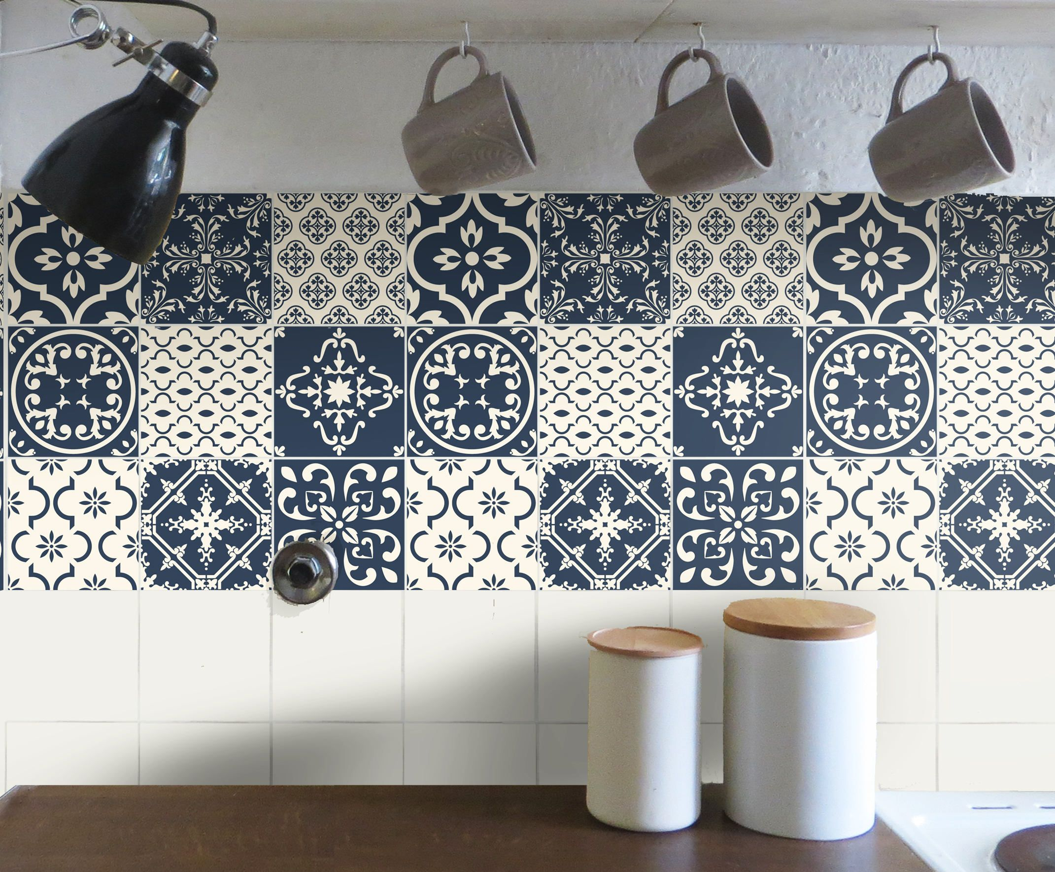 Pin by Pippi Langstrumpf on Wohnung | Pinterest | Tile decals